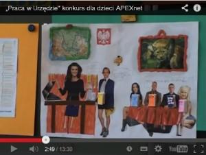 Konkurs APEXnet dla Dzieci