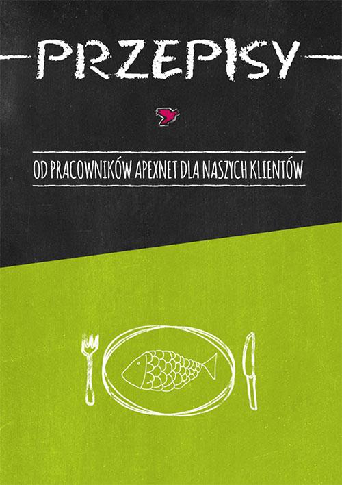 Książka Kucharska Wspólne gotowanie i spożywanie posiłków to fantastyczny sposób spędzania wolnego czasu – wiemy, bo sprawdziliśmy. Dowodem na to jest Książka Kucharska APEXnet, której nie przygotowalibyśmy, gdyby nie zaangażowanie naszych trenerów i pracowników.